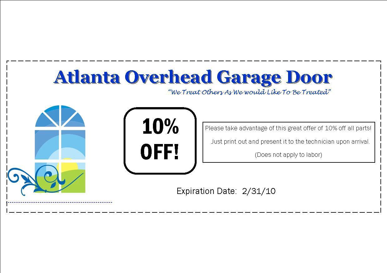 Garage door company atlanta door atlanta 046 semi framed for Garage door company atlanta